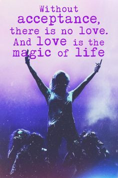 ... there is no love. And love is the magic of life. #Kesha #Quote #Quotes