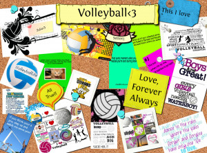 Volleyball Sayings Tumblr Volleyball