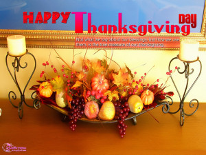 Happy Thanksgiving 2013 Greetings Cards Sayings and Quotes with Free ...