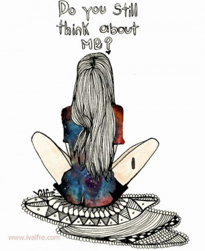 Art Girl Galaxy Love Quotes Text Valfre Ilse Illustration picture