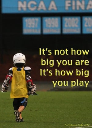 Sports, Play, Kid, Quotes