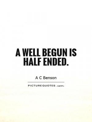 Benson Quotes
