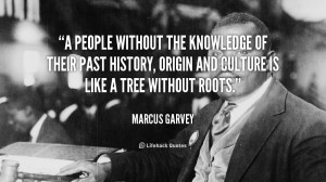 people without the knowledge of their past history, origin and ...