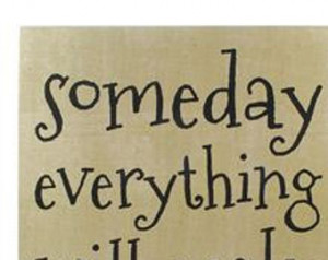 Wooden Signs With Quotes~Wall Quote s~Make Perfect Sense Wall Box Sign ...