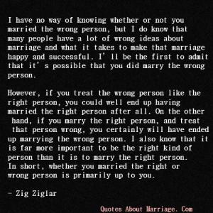 marriage advice quotes by Zig Zigla