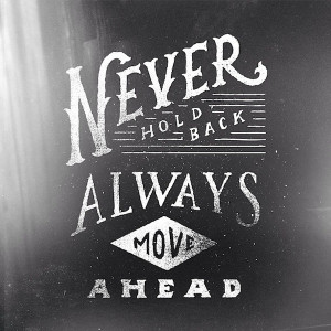 Nostalgic Hand-Drawn Typography Of Quotes, Posted On Instagram