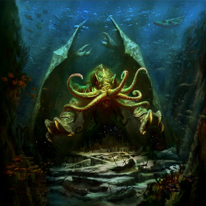 Lovecraft Cthulhu!