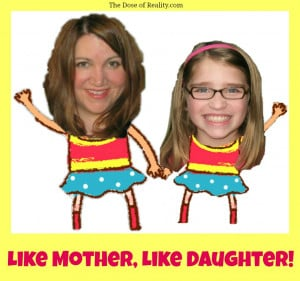 Like Mother, Like Daughter — 85 Comments