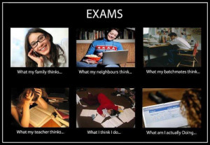 Funny Exam Quotes Collection
