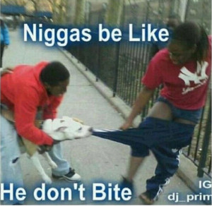 Niggas/Bitches Be Like. | via Facebook