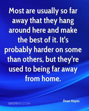 Being Away From Home Quotes Quotesgram