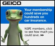geico geico and nspe have partnered to offer members award winning ...