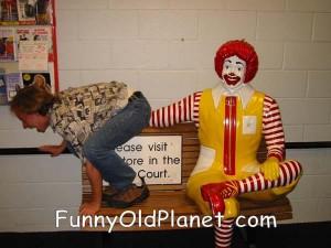 Mc Murder : Best McDonald's Ad!