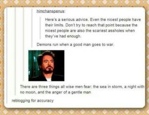 Iron Man insight