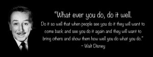 Read Best Walt Disney Motivational Quotes for Self-Motivation!