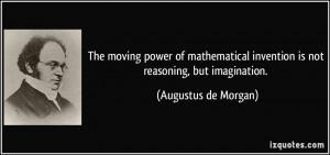 More Augustus de Morgan Quotes