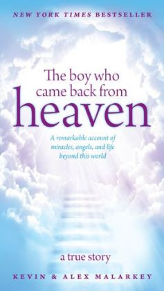 Who Came Back from Heaven: A Remarkable Account of Miracles, Angels ...