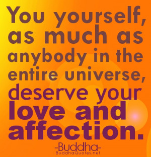 Buddha Love Quotes - Buddha Quote on Love