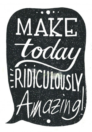 Positive Monday!