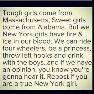 new york girls