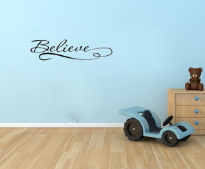 - Inspirational Quote Removable wall stickers home decoration wall ...