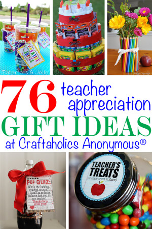 ... good do's and don't from Teachers + lots of great Teacher gift ideas