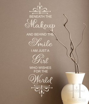 Displaying (19) Gallery Images For Makeup Artist Quotes And Sayings...