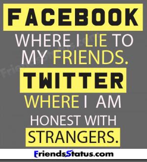 facebook twitter attitude image quotes