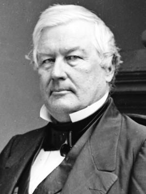 millard fillmore 13th president 1800 1874 millard fillmore january 7 ...