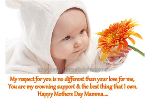happy mothers day from son Happy Mothers day wishes from son, Happy ...
