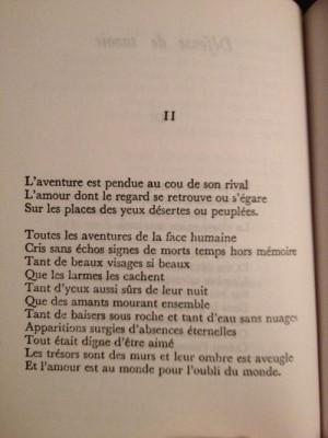 Paul Eluard Défense de savoir 1928