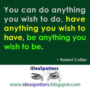 You can do anything you wish to do
