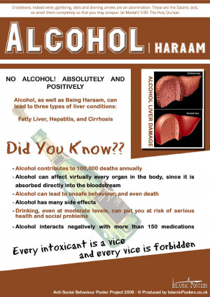Islamic Quotes on Alcohol ..
