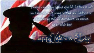 Veterans Day Quotes for WhatsApp
