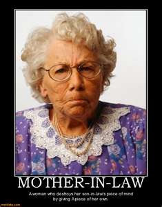 Dear Mother Law Hahaha