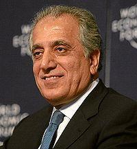 Zalmay Khalilzad: Wikis