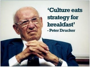 Peter Drucker on Opportunity and Timing