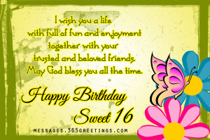 Wish You A Life With Full Of Fun And Enjoyment Together With Your ...