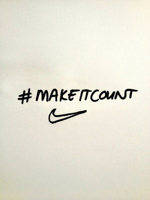 Nike Motivational Workout Quotes