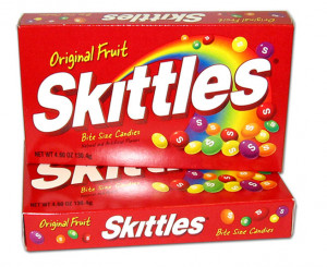 Skittles Place January