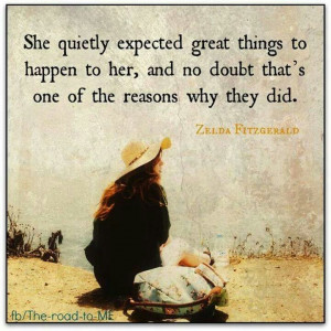 Expect Great Things.