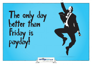 its payday friday