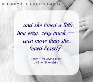 ... Boy Very, Very Much Even More Than She Loved Hereself - Mother Quote