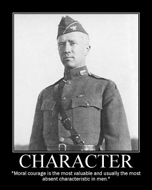George Patton Quotes Patton on Character