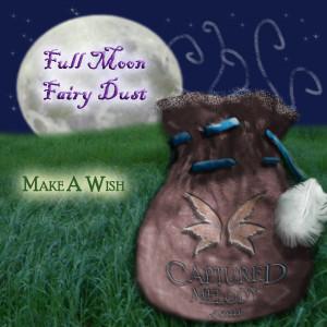 Pouch of Full Moon Fairy Dust.
