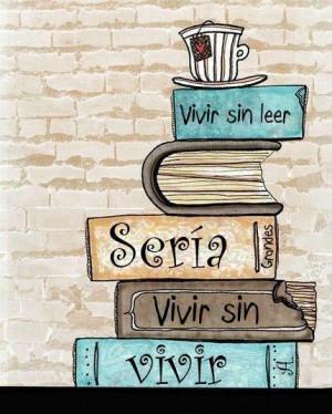 frases vida español vivir Libros lectura