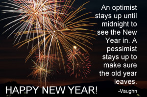 Happy New Year quotes for Friends and Family