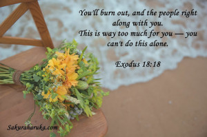 don't want to burn out. Struggles are part of our life story, but it ...