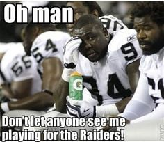 Oakland Raiders Suck | The Raiders are Still Retarded More