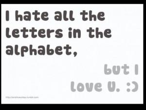 Cheesy I Love You Quotes